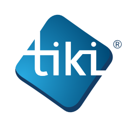 Tiki Wiki diamond logo